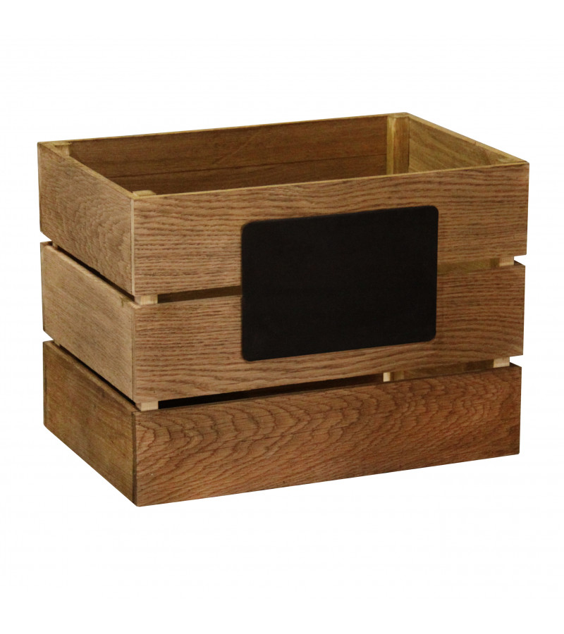 Деревянные ящики для хранения купить в москве